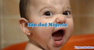 Hậu duệ Nigeria