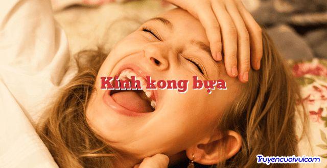 Kinh kong bựa